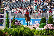 Laura Klaphake - Catch Me If You Can Old<br /> FEI World Equestrian Games Tryon 2018<br /> © DigiShots