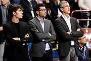 DESCRIZIONE : Milano Lega A 2014-2015 EA7 Emporio Armani Milano Enel Brindisi<br /> GIOCATORE : Nando Marino Tullio Marino<br /> CATEGORIA : vip<br /> SQUADRA : Enel Brindisi<br /> EVENTO : Campionato Lega A 2014-2015<br /> GARA : EA7 Emporio Armani Milano Enel Brindisi<br /> DATA : 05/01/2015<br /> SPORT : Pallacanestro<br /> AUTORE : Agenzia Ciamillo-Castoria/Max.Ceretti<br /> GALLERIA : Lega Basket A 2014-2015<br /> FOTONOTIZIA : Milano Lega A 2014-2015 EA7 Emporio Armani Milano Enel Brindisi<br /> PREDEFINITA :
