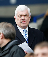 Photo: Steve Bond/Richard Lane Photography. Leicester City v Cardiff City. Coca Cola Championship. 13/03/2010. Cardiff Chairman Peter Ridsdale