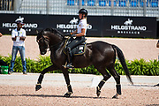 Isabel Cool - Aranco V<br /> FEI World Equestrian Games Tryon 2018<br /> © DigiShots