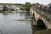 Henley Bucks/Berks UK.   Leander Club, Olympians Row past and Open Top Bus Tour.  Saturday  17/09/2016<br /> [Mandatory Credit; Peter SPURRIER/Intersport Images]