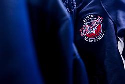 Bristol Flyers hoodie - Mandatory by-line: Robbie Stephenson/JMP - 17/09/2019 - BASKETBALL - SGS Arena - Bristol, England - Bristol Flyers Open Training Session