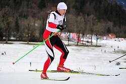 VAUCHUNOVICH Siarhei, BLR at the 2014 IPC Nordic Skiing World Cup Finals - Middle Distance
