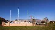 Montgomery County Equipment and Maintenance Operations Center in  Gaithersburg Maryland by Jeffrey Sauers of Commercial Photographics