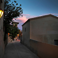 Ancient Regal and Landlords Estates refurbished or in refurbishement process into Museums and Libraries.<br /> Old quarter in L'Hospitalet de Llobregat city.<br /> Barcelona