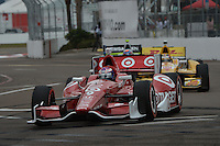 Scott Dixon, Honda Grand Prix of St. Petersburg, Streets of St. Petersburg, St. Petersburg, FL USA 03/24/13