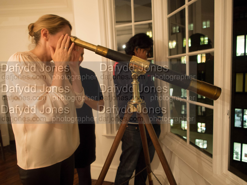 PHILOMENE MAGERS, Opening of Morris Lewis: Cyprien Gaillard. From Wings to Fins, Sprüth Magers London Grafton St. London. Afterwards dinner at Simpson's-in-the-Strand hosted by Monika Spruth and Philomene Magers.