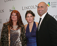 Brigid Taylor, Katie Taylor, Peter Taylor at the Lincoln film premiere Savoy Cinema in Dublin, Ireland. Sunday 20th January 2013.