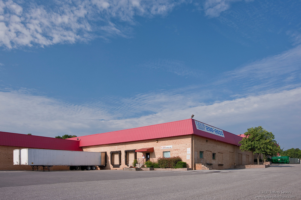 Exterior images of 1400-64 DeSoto Rd. in Baltimore, MD for Merritt Properties
