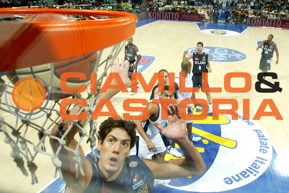 DESCRIZIONE : Bologna Lega A1 2006-07 Climamio Fortitudo Bologna Eldo Napoli <br />GIOCATORE : Cittadini<br />SQUADRA : Eldo Napoli<br />EVENTO : Campionato Lega A1 2006-2007 <br />GARA : Climamio Fortitudo Bologna Eldo Napoli <br />DATA : 05/11/2006 <br />CATEGORIA : Special<br />SPORT : Pallacanestro <br />AUTORE : Agenzia Ciamillo-Castoria/M.Marchi<br />Galleria : Lega Basket A1 2006-2007 <br />Fotonotizia : Bologna Campionato Italiano Lega A1 2006-2007 Climamio Fortitudo Bologna Eldo Napoli <br />Predefinita :