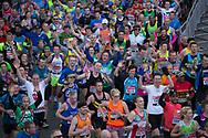 Runners in theVirgin Money London Marathon
