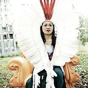 Putany Yawanawa première femme chamane au Brésil | Putany Yawanawa first woman chamane in Brazil