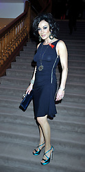 NANCY DELL'OLIO at the Lighthouse Gala Charity Auction in aid of the Terrence Higgins Trust held at Christie's, St.James' London on 23rd March 2009.