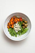 Blue Cheese & Mizuna Salad from the fridge (m€)