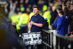 DERBY DUMMER Derby County v Leeds United, Championship League Pride Park Tuesday 21st February 2018, Score 2-2, :Photo Mike Capps