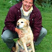 Sterrenslag 1996 op Texel, Guido Maas met hond