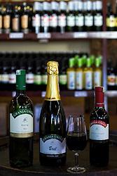 Vinhos da Vinícola Garibaldi. FOTO: Marcos Nagelstein/Preview.com