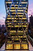 Hearst Tower | Norman Foster Architects | New York City, New York