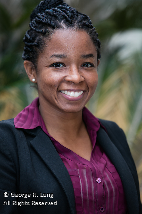Kimberly Washington, Asset Management Director of Jericho Road Episcopal Housing Initiative in New Orleans, December 2, 2015