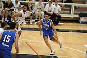 DESCRIZIONE : Trento Torneo Internazionale Maschile Trentino Cup Italia Nuova Zelanda  Italy New Zeland<br /> GIOCATORE : Matteo Soragna<br /> SQUADRA : Italia Italy<br /> EVENTO : Raduno Collegiale Nazionale Maschile <br /> GARA : Italia Nuova Zelanda Italy New Zeland<br /> DATA : 26/07/2009 <br /> CATEGORIA : palleggio<br /> SPORT : Pallacanestro <br /> AUTORE : Agenzia Ciamillo-Castoria/G.Ciamillo