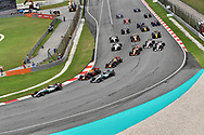 The start of the Malaysian Formula One Grand Prix at the Sepang International Circuit, Malaysia.<br /> Picture by EXPA Pictures/Focus Images Ltd 07814482222<br /> 01/10/2017<br /> *** UK &amp; IRELAND ONLY ***<br /> <br /> EXPA-EIB-171001-0256.jpg