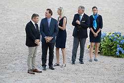 Belissimo Mark, Capelli Juan Carlos, Vice President Longines<br /> World Equestrian Games - Tryon 2018<br /> © Hippo Foto - Dirk Caremans<br /> 21/09/2018