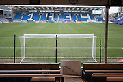 View down the ground before the EFL Sky Bet League 1 match between Peterborough United and Rotherham United at London Road, Peterborough, England on 25 January 2020.