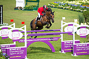 Derin Demirsoy - Harry K<br /> FEI European Championships Aachen 2015<br /> © DigiShots
