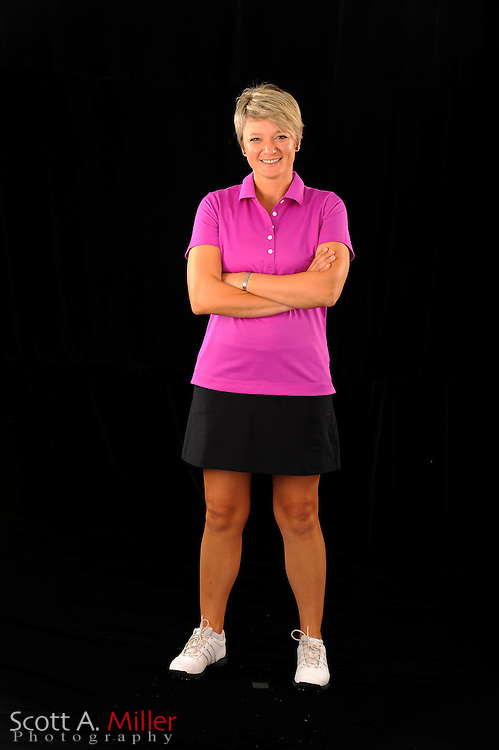 Ulrika Van-Niekerk during a portrait shoot prior to the Symetra Tour's Florida's Natural Charity Classic at the Lake Region Yacht and Country Club on March 21, 2012 in Winter Haven, Fla. ..©2012 Scott A. Miller.