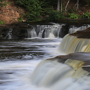 """Lower Tahquamenon Summer""<br />