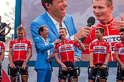 Teams Presentation Utrecht, 102nd Tour de France (WorldTour), The Netherlands, 2 July 2015, Photo by Pim Nijland / PelotonPhotos.com