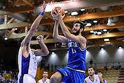 LIGNANO SABBIADORO, 15 LUGLIO 2015<br /> BASKET, EUROPEO MASCHILE UNDER 20<br /> ITALIA-ISRAELE<br /> NELLA FOTO: Luca Venato<br /> FOTO FIBA EUROPE/CASTORIA