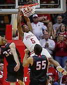 NCAA Basketball - Indiana Hoosiers vs Eastern Washington - Bloomington, In