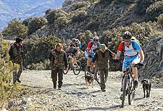 20141130 CYP: We Bike 2 Change Diabetes Cyprus 2014, Pano Platres