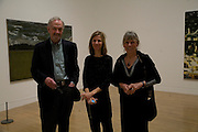 DAVID DOIG, SOPHIE DOIG AND MARY DOIG, Private view and dinner for the opening of the Peter Doig exhibition. Tate Britain. Millbank. London. 4 February 2008.  *** Local Caption *** -DO NOT ARCHIVE-© Copyright Photograph by Dafydd Jones. 248 Clapham Rd. London SW9 0PZ. Tel 0207 820 0771. www.dafjones.com.