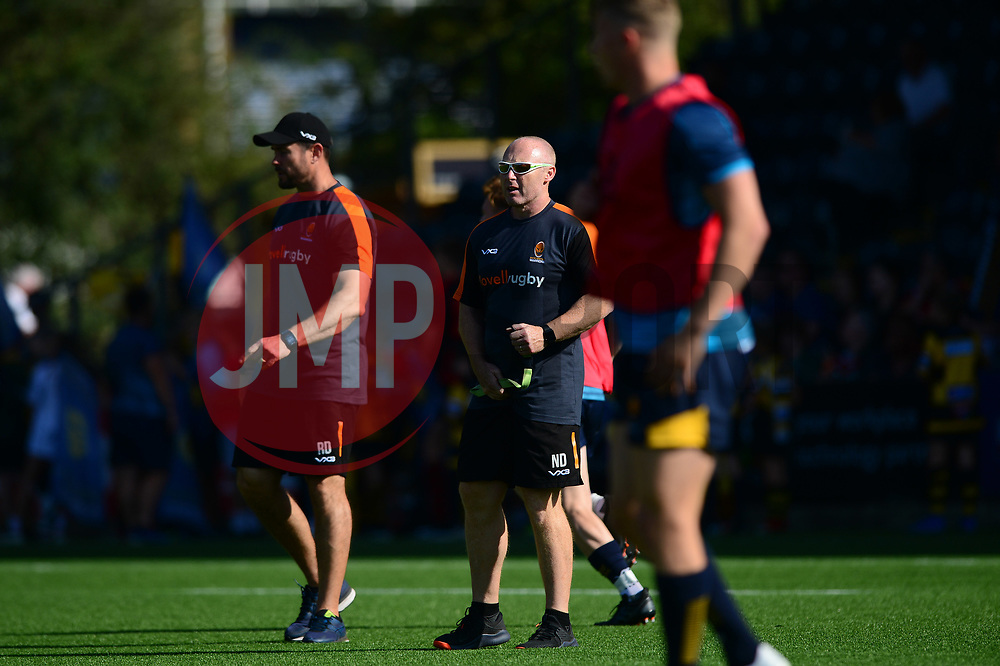 - Mandatory by-line: Dougie Allward/JMP - 21/09/2019 - RUGBY - Sixways Stadium - Worcester, England - Worcester Warriors v Leicester Tigers - Premiership Rugby Cup