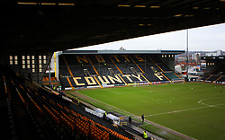 General view of Meadow Lane before the match - Mandatory byline: Jack Phillips/JMP - 20/02/2016 - FOOTBALL - Meadow Lane - Nottingham, England - Notts County v Leyton Orient - Sky Bet League 2
