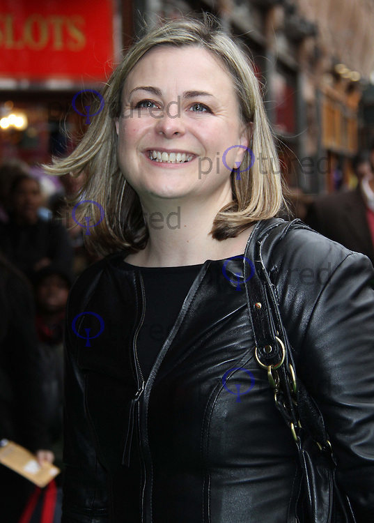 Philippa Forrester Yogi Bear - Gala Screening, Vue Cinema, Leicester Square, London, UK, 06 February 2011: Contact: Ian@Piqtured.com +44(0)791 626 2580 (Picture by Richard Goldschmidt)