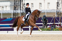 Cornelissen Adelinde (NED) - Jerich Parzival<br /> Olympic Games London 2012<br /> © Dirk Caremans