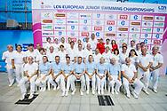 Officials LEN<br /> LEN 44th European Junior Swimming Championships<br /> Netanya, Israel <br /> Day04 01-07-2017<br /> Photo Andrea Masini/Deepbluemedia/Insidefoto