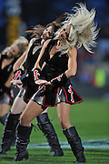 The Maidens in the Super Rugby game, Crusaders v Hurricanes, 28 March 2014. Photo:John Davidson/photosport.co.nz