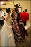 ELIZABETH SQUIRE; FIONA DAVIDOFF,, The St. Petersburg Ball. In aid of the Children's Burns Trust. The Landmark Hotel. Marylebone Rd. London. 14 February 2015. Less costs  all income from print sales and downloads will be donated to the Children's Burns Trust.