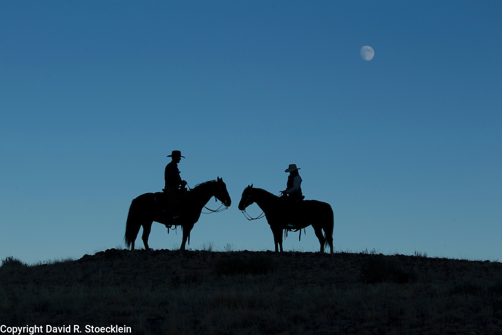 Moon Watch, Martin & Jennifer Black, Bruneau, Idaho
