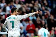 Real Madrid vs Deportivo - 21 JAn 2018