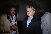 MARC WARREN, DAZED AND CONFUSED GAP RED PARTY, Groucho Club, Dean st. London. 15 March 2006. ONE TIME USE ONLY - DO NOT ARCHIVE  © Copyright Photograph by Dafydd Jones 66 Stockwell Park Rd. London SW9 0DA Tel 020 7733 0108 www.dafjones.com