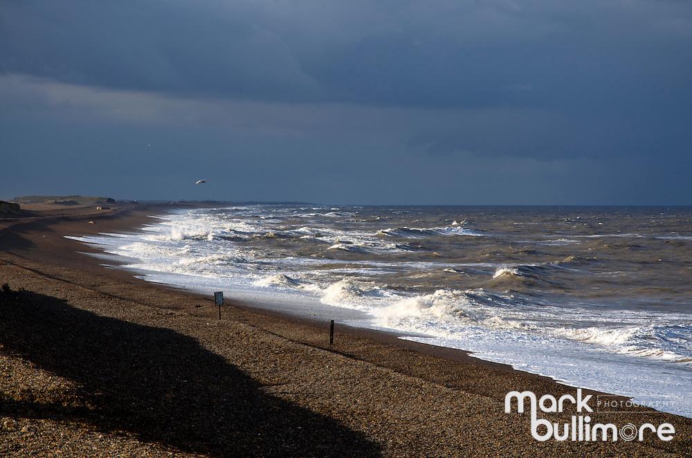 Weybourne Beach, North Norfolk