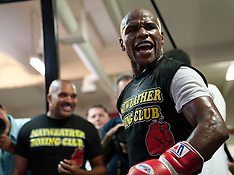 Mayweather prepared for Ortiz