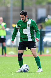 Gonzalo Garcia of SWYD United - Mandatory by-line: Dougie Allward/JMP - 08/05/2016 - FOOTBALL - Keynsham FC - Bristol, England - BAWA Sports v SWYD United - Presidents cup final