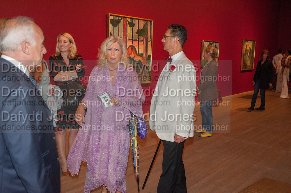JOCELYN FOX; PAUL FLETCHER, Edvard Munch, the Modern Eye. Tate Modern, 26 June 2012.