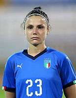 International Women's Friendly Matchs 2019 / <br /> Womens's Cyprus Cup Tournament 2019 - <br /> Korea DPR v Italy 3-3 aet ( GSZ Stadium - Larnaca,Cyprus ) - <br /> Cecilia Salvai of Italy